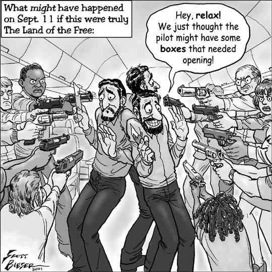 why we shouldnt illegalize guns With vice president joe biden's gun control task force looking to present their list of recommendations on gun policy to president obama, there is discussion that a reinstatement of an assault weapons ban is included on that list here, however, we'll discuss seven reasons why an assault weapons ban.