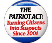 patriot act button