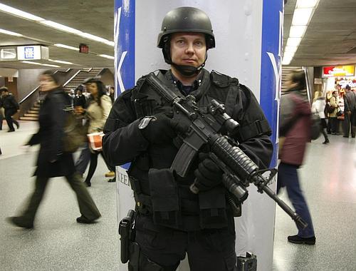 Transit Hubs Security Drill