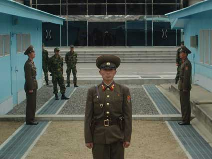 north-korea-border