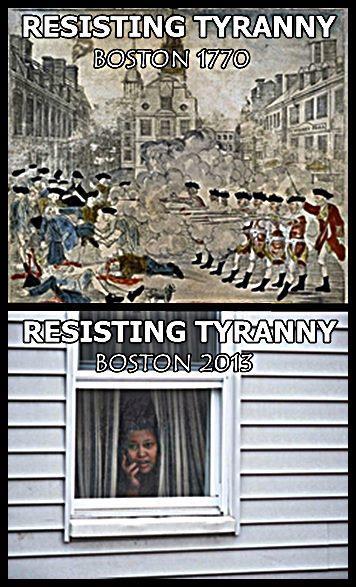boston resisting