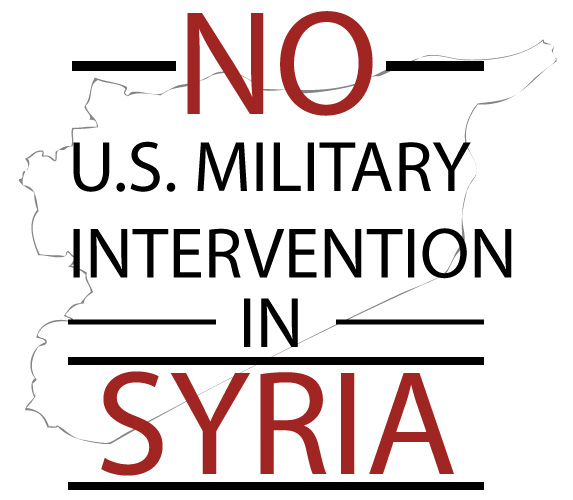 no intervention on syria