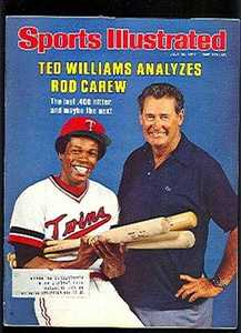 ted williams carew