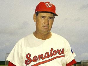 ted williams senators