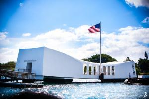 Pearl Harbor Memorial.