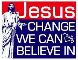 Jesus change