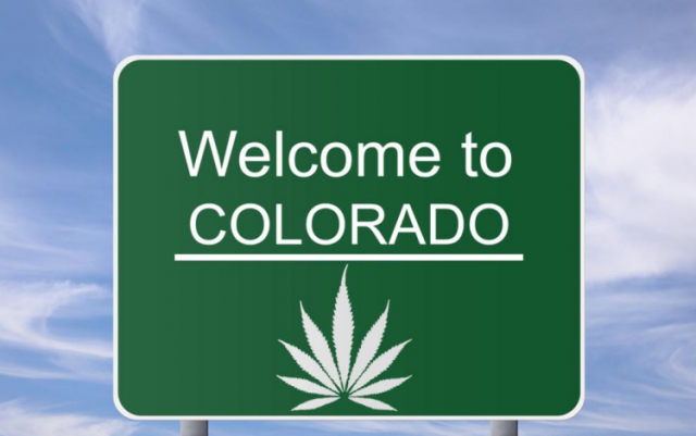 colorado welcome weed
