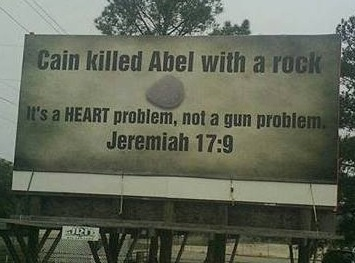 gun problem heart problem