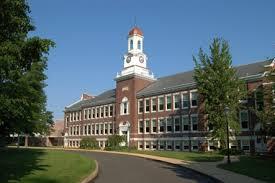 My high school. Credit: rumson.patch.com