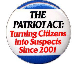america needs the patriot act essay What is freedom in america  the patriot act and the  it is good to have people who are willing to open their minds and realize a change needs to happen in.