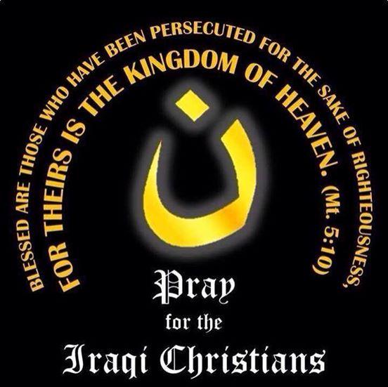 pray for iraqi