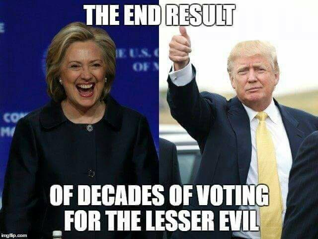 trump hillary lesser evil 5th column