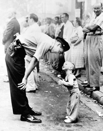 cop and kid 1958