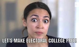 electoral college free borden